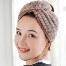 Women Towels Bathroom Microfiber Towel Rapid Drying Hair Towel Bath