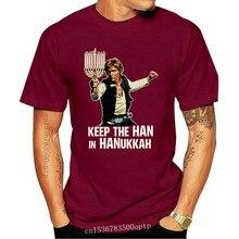 Men T Shirt han keep in the black Hanukkah tshirts Women T-Shirt