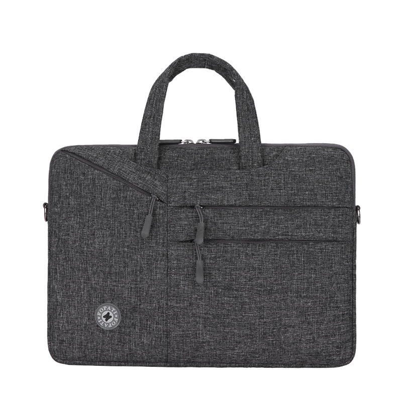 Business Bags Waterproof Fabric Bag Liner Bag Color Bag Notebook Bag Backpack NEW PU Leather Waterproof Laptop Bags