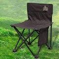 Складное кресло на улицу портативный рыбалка стул для кемпинга пляж отдыха шезлонг со спинкой уличная мебель Камп сандалеси