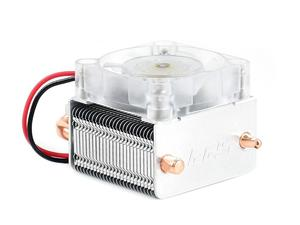 Image 5 - Waveshare ICE Tower CPU Cooling Fan for Raspberry Pi, Super Heat Dissipation, Supports Both Raspberry Pi 4 & 3