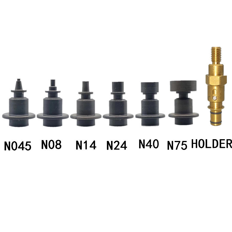 High Quality SAMSUNG CP40 Nozzle holder N08,N14,N24,N40,N045,N75 for SMT Pick and Place machine made in China