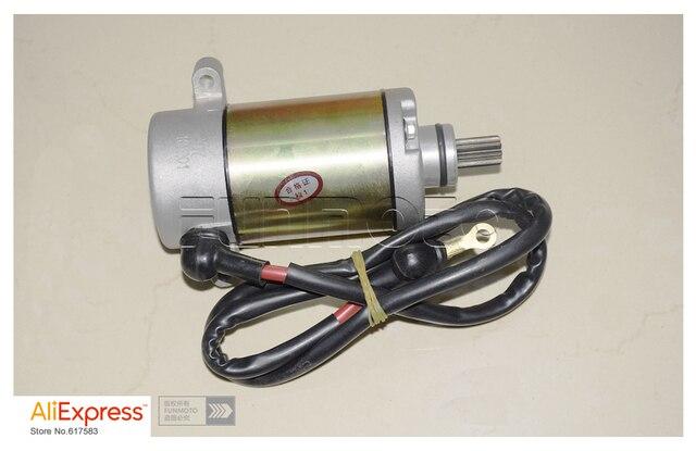 1 motor/1 par almofada de freio/1 mudança grar capa/1 pçs coletor de admissão/1 relé de partida/2 capa de borracha para js400atv