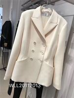 New big size Jackets style self cultivation 100 sets of jacket for women winter lapel long sleeve version of casual small