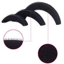3 Pcs Different Sizes Fluffy Crescent Clip Bangs Paste Root Hair Increased Devic