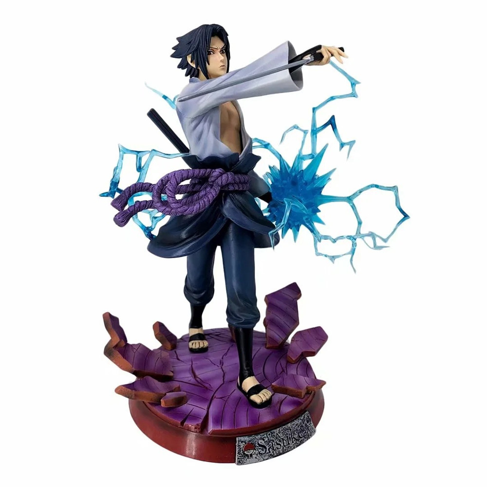 Naruto Uchiha Sasuke Figur Statue Anime Aktion Figur Modell Spielzeug Sammlung