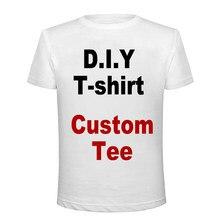 Faça você mesmo design personalizado estilo poliéster 3d impressão dos homens t camisa de hip hop