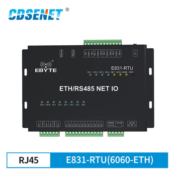 Digital Quantity RS485 Ethernet Interface Modbus TCP RTU Relay Output Wireless Transceiver Radio Modem 16 transistor output switch quantity isolation 16di digital input rs485 modbus communication