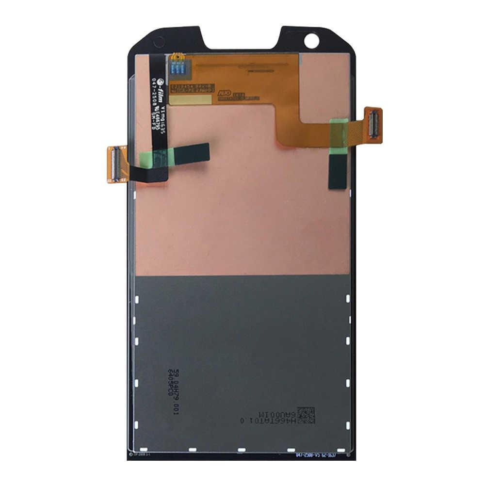 4.7 inç Caterpillar CAT S60 lcd ekran ile dokunmatik ekranlı sayısallaştırıcı grup dokunmatik panel parçaları yedek parçalar +