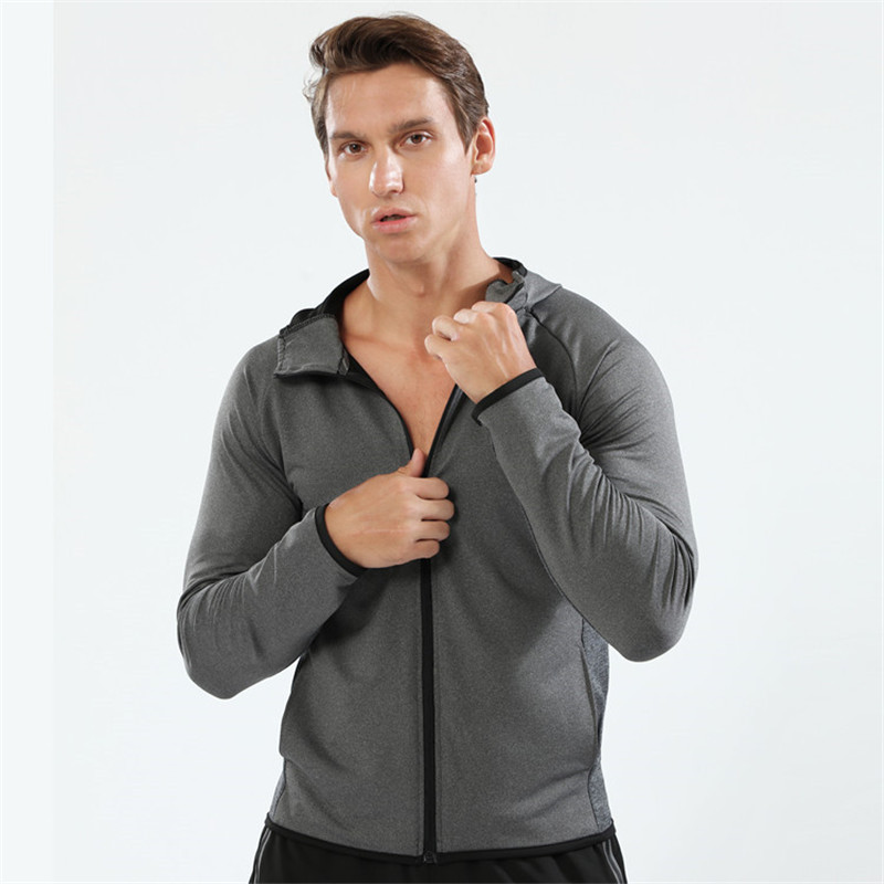 Running Jacket Sport Coat Windbreaker Outdoor Quick Dry Fitness Training Mens