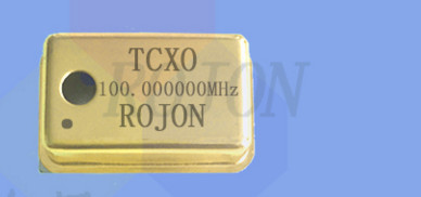 TCXO 20MHz 80MHz 100MHz 0.1ppm Gold Plated Shell Temperature-compensation Crystal Oscillator
