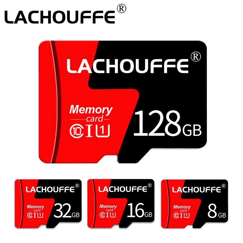 New Class 10 Micro SD TF Card 32GB 64GB 128GB 8GB 16GB Flash Memory Microsd Card 8 16 32 64 128 GB For Smartphone Adapter