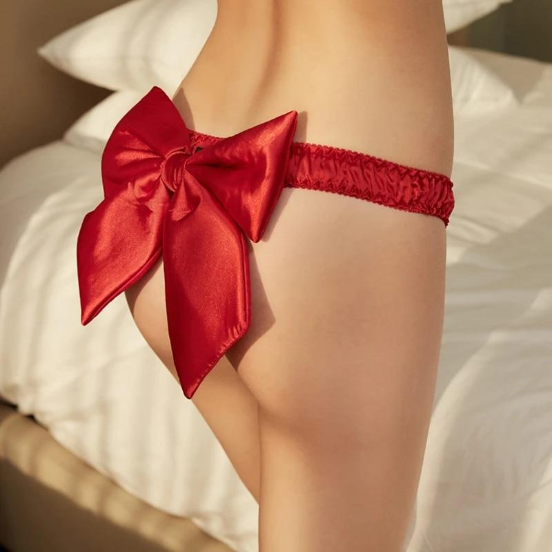 Cute Red Panties