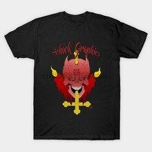 Männer t-shirt Schock Grafiken Pure Böse Böse T Shirt(1) Gedruckt T-Shirt tees top