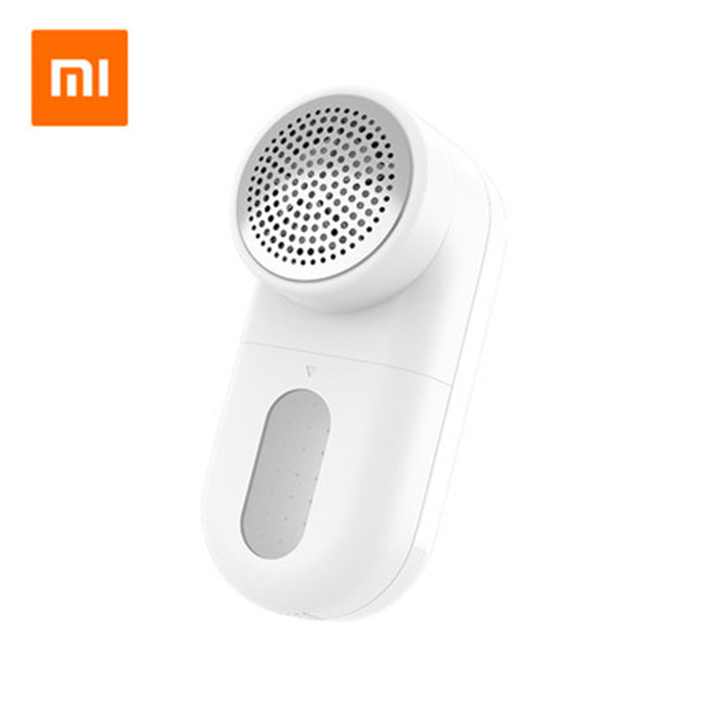 Xiaomi Mijia Mini Clothing Hair Ball Trimmer Lint Remover Electric Mesh Fuzz Trimmer Micro USB Rechargeable For Clothes Sweater