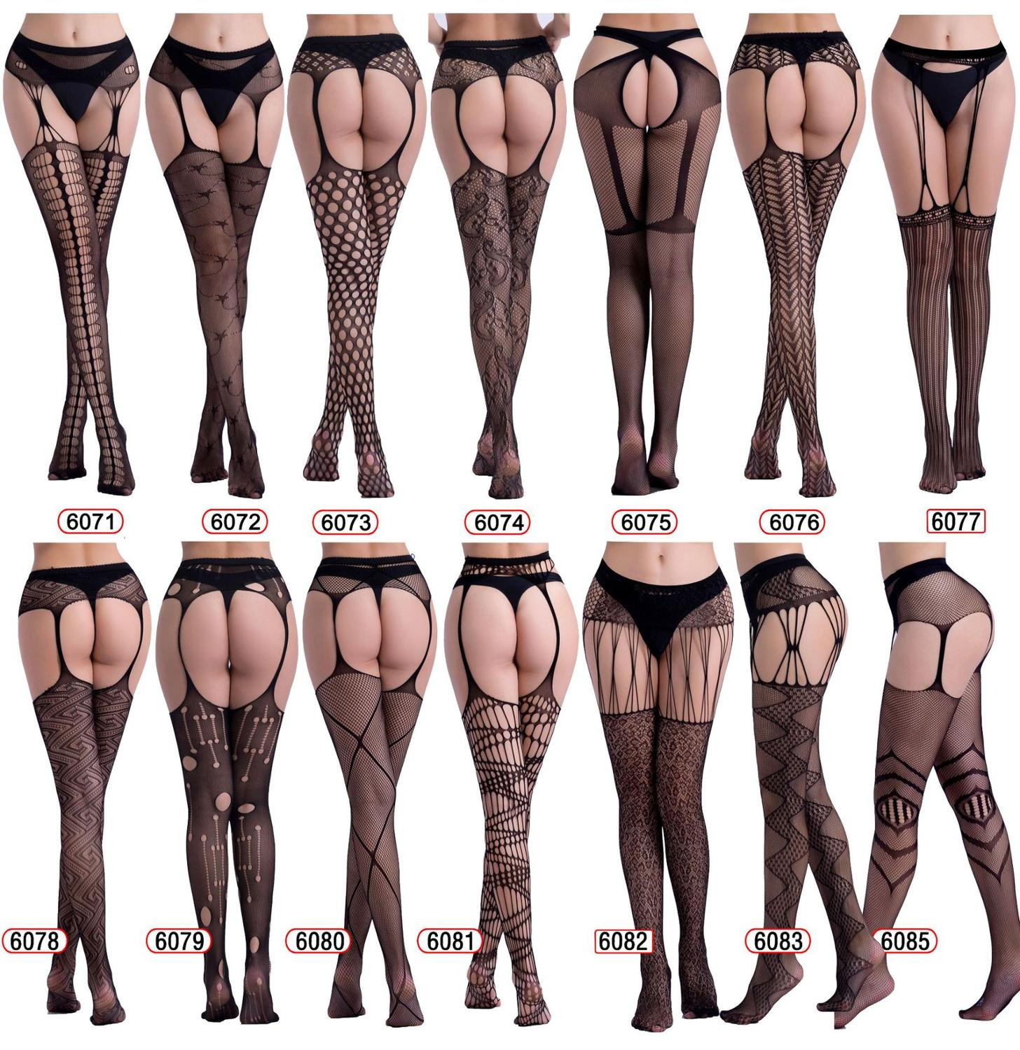 """2pcs 1//6 Net Tights Long Pantyhose Stockings For 12/"""" Female Figure Toy"""