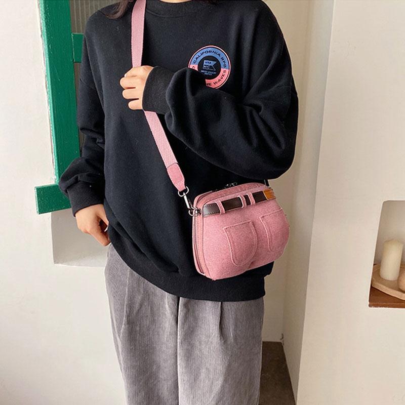 Brand Designer Female Crossbody Bags For Women 2019 Canvas Tote Vintage Handbag Party Evening Clutch Bags For Women Ladies Black