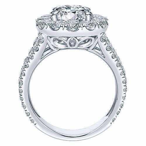 แฟลช-encrusted 100% 925 Sliver แหวนเพชรแท้สำหรับผู้หญิง Anillos Bizuteria หมั้น Topaz อัญมณี S925 แหวนเครื่องประดับ