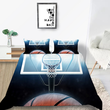 Basketball Hoop Bedding Set King Size 3D Fashionab