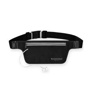 Image 1 - Sac de ceinture pour téléphone portable, sac de voyage étanche, Fitness, multifonctionnel, sac pour passeport course à pied