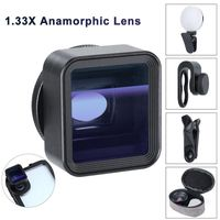 17mm Universal Anamorphic Phone Lens Professional Clear Picture Quality For IPhone Xs Max X For Huawei P20 Pro Mate