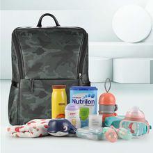 Дорожная сумка рюкзак для подгузников кормящих мам Бесплатная