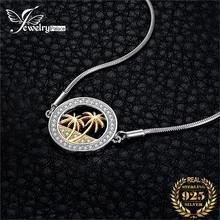 JewelryPalace Palm Tree Silver Bracelet Bolo Bracelet Bangle 925 Sterling Silver Bracelets For Women Silver 925 Jewelry Making цена