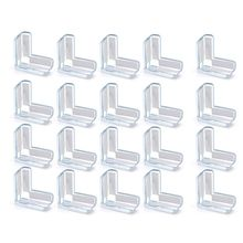 20 pcs Table table Corner protector Edge protector Baby safety buffer Protective Impact protection for child
