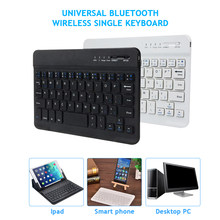 Ultra SlimWireless Keyboard Portable Mouse Mini Set Keyboard for IOS Android For Mac/Notebook/TV Box/PC Office Supplies(China)