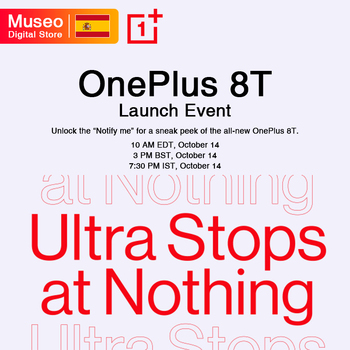 OnePlus 8T Launch Event on 10 AM EDT, October 14