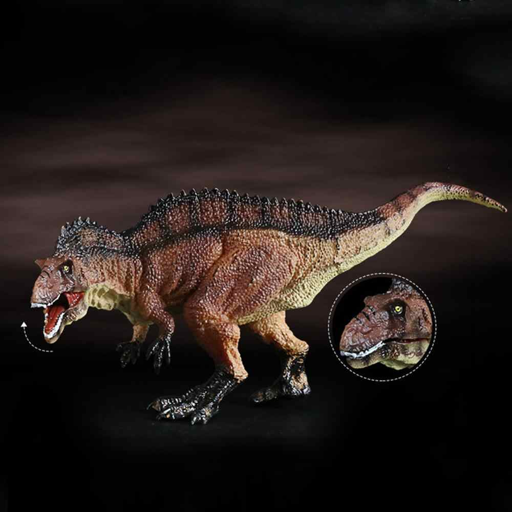 Jurassic Age Realistic Looking Big Dinosaurs Figure Educational Model Toys Christmas Gift for Kids