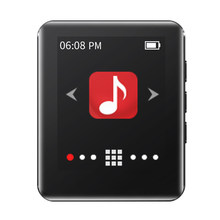 Newest RUIZU A02 Bluetooth 4.0 MP4 MP3 Audio Player With Full Touch Screen Portable Music Player With Speaker FM EBook Recorder(China)