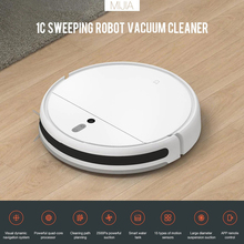 Xiaomi Mijia Robot Vacuum Cleaner 1C for Mi Home Automatic Dust Sterilize App Smart Control Sweeping Mopping Cleaner