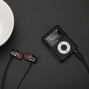 Mini USB Metal Clip MP3 Player LCD Screen Support 32GB Micro SD TF Card Slot Digital Music Media quality mp3 music player 20J3