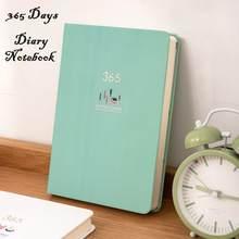 365 tage Tagebuch Notebooks Und Zeitschriften Für Studenten Notizblöcke Für Schule Büro Liefert Planer Jährlich Agenda Notebooks Pad