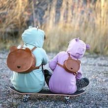 Purse Backpack Koala Children Lovely Toddler Girls Kids Cartoon-Bear Cute Boy Fashion