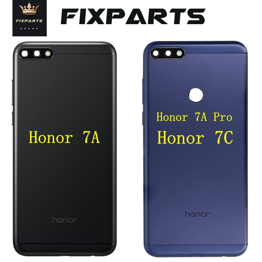 Original For Huawei Honor 7A Pro Aum-l29 Honor 7C Aum-L41 Honor 7A Back Battery Cover Rear Door Housing Case For HUAWEI Honor 7C