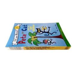 6 шт./компл. книги во-первых я могу прочитать Кот Пит Детские Классические история книги для детей раннего Educaction английский рассказов для