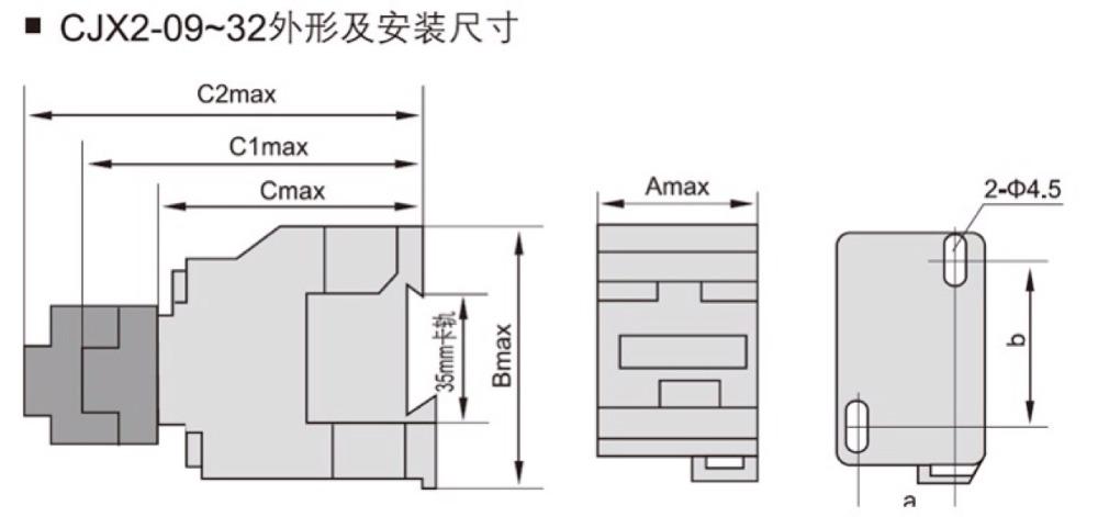 Hab8548497e55416eac07cf3df8ecdbe1C - 1pcs CJX2-1810 LC1 AC Contactor 18A 3 Phase 3-Pole Coil Voltage 380V 220V 110V 36V 24V 50/60Hz Rail Mounted 3P+1NO Normal Open