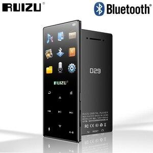 Image 2 - Ban đầu RUIZU D29 Bluetooth MP3 Nghe Lossless Hifi Nghe Nhạc Âm Thanh Di Động Được Xây Dựng trong Loa Đài FM Sách Điện Tử Đồng Hồ