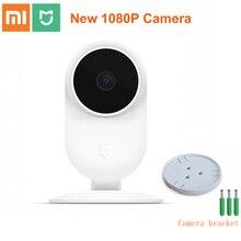 Xiaomi Mijia Smart IP камера HD1080P 2,4G Wifi беспроводной 130 Широкий Угол 10 м ночное видение интеллектуальная безопасность для mihome