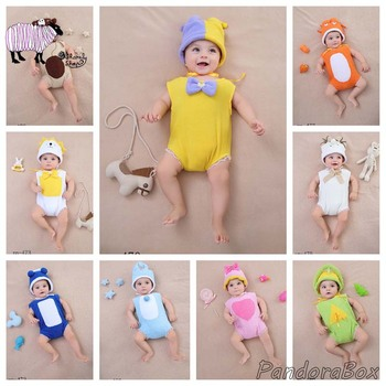 Infant Photography Props Clothes Baby Boy Girl Photo Shoot Constellation Outfits Costume Birthday Cosplay Shooting Rompers Gift newborn photography props clothes baby boy girl photo shoot hat pants outfits infant birthday shooting clothing baby shower gift