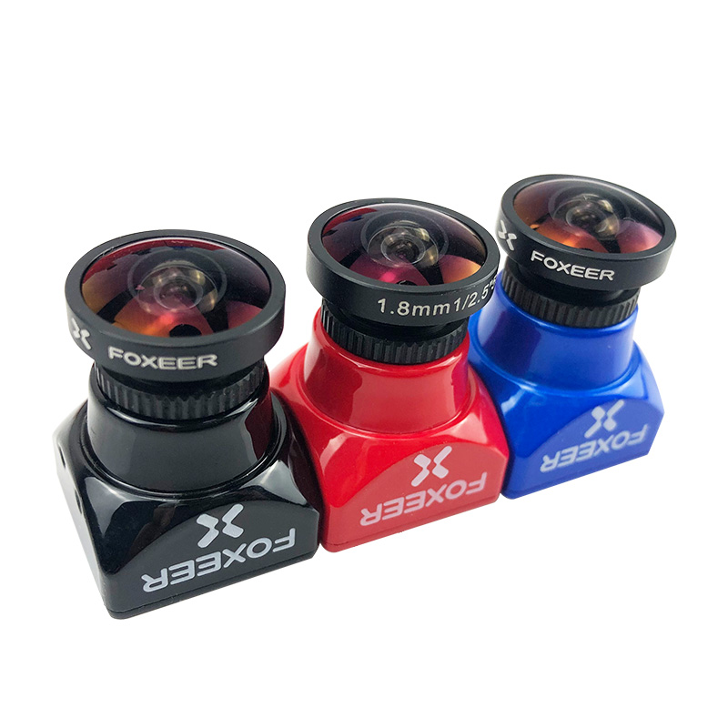 Foxeer Arrow Mini Pro 2.5MM 650TVL WDR FPV Camera Built-in OSD For RC Model DIY