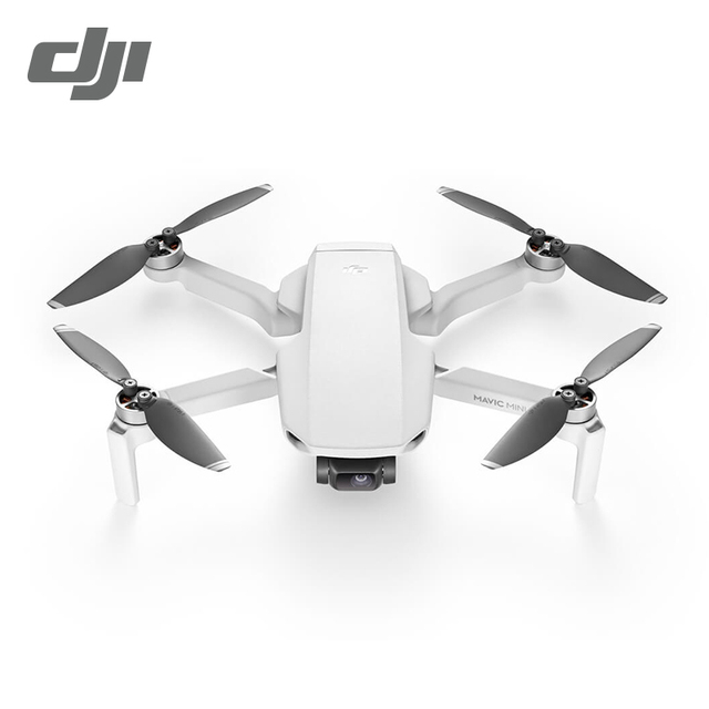 DJI Mavic MINI Drone with 3-Axis Gimbal 2.7K Camera 30 Mins Flight Time  4km Remote Control Folded DJI New Drone