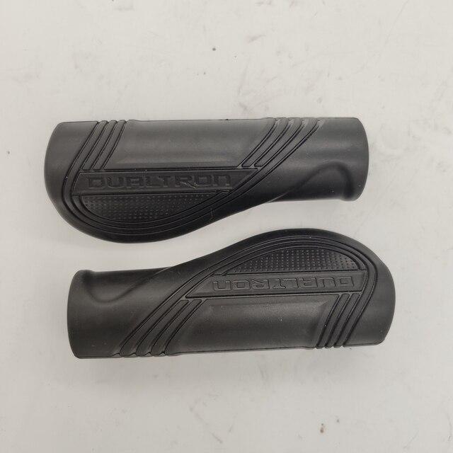 Poignées de poignées en caoutchouc pour Scooter électrique Dualtron