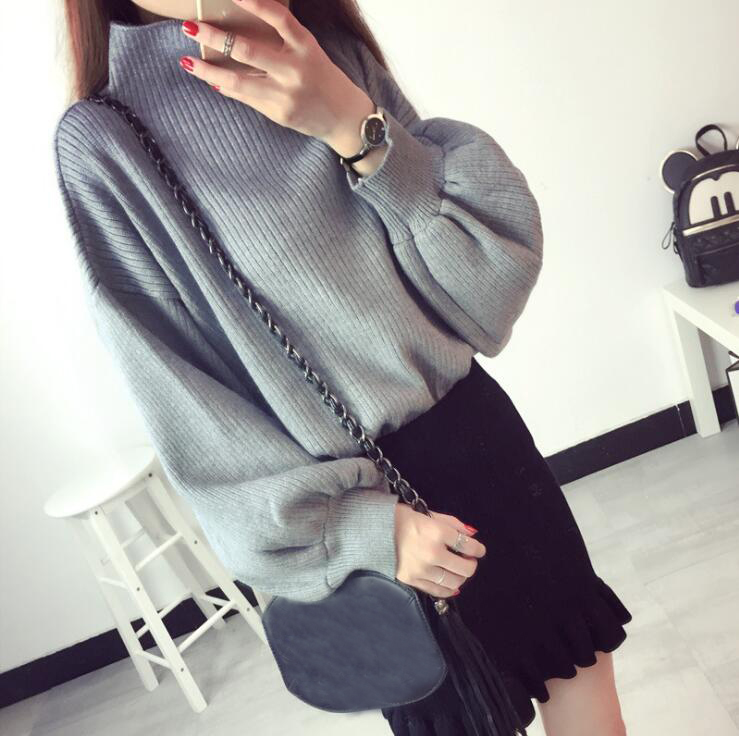 2020 Hot Selling New Women's Wool Sweater Warm Spring Autumn Winter Casual Long Sleeved Pullover