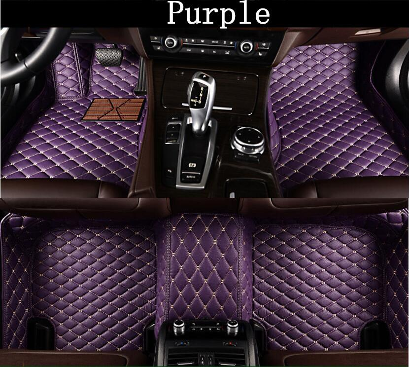 <font><b>Car</b></font> 3D Luxury Leather <font><b>Car</b></font> Floor <font><b>Mats</b></font> For 06-11 <font><b>Lexus</b></font> <font><b>IS200</b></font> IS250 IS300 2006 2007 2008 2009 2010 2011 EMS Free shipping image