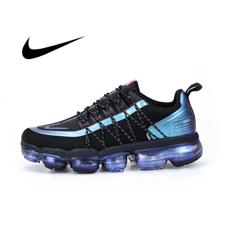 Original Authentic Nike AIR VAPORMAX Men's Running Shoes Outdoor Sports Shoes Comfortable Breathable And Durable AQ8810-010