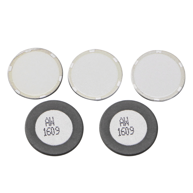 5pcs 16/20mm Fogger Ultrasonic Ceramic Disc Sheet Atomizer Humidifier Accessories #C05# 10166