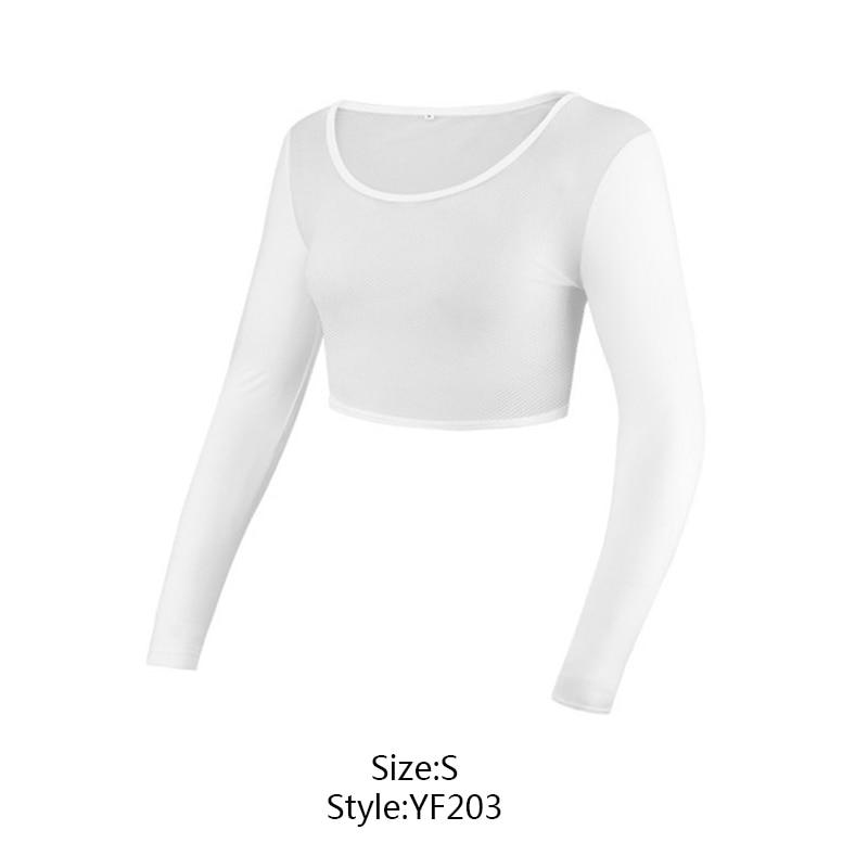 PGM Womens Anti-UV Shirts Half-length Long Sleeve Summer Sunscreen Golf Bingsi Underwear Outdoor Sports Apparel MJ 8
